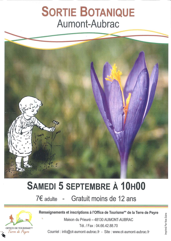 Sortie botanique archives ot de peyre en aubrac - Office de tourisme aubrac ...